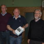 Arne Lillehagen, Jan O. Flatmark, Arvid Moe