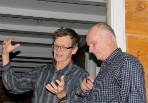 Nils Hole og Torgeir