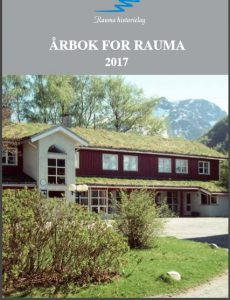 Årbok for Rauma 2017