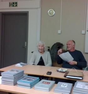 Lydia Mork og Torgeir Næss